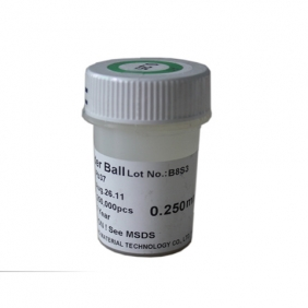 0.25mm Leaded BGA Solder Ball  250K pcs in Stock